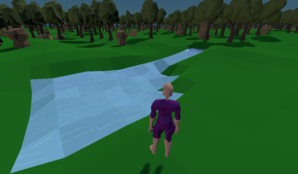Godot) Water Experiments