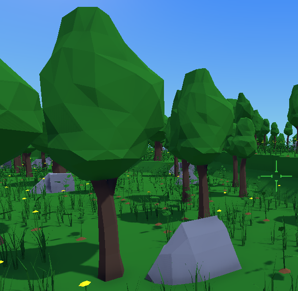 Godot) Voxel Collisions